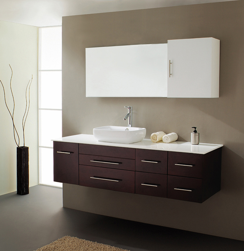 Modern bathroom vanities bathroom vanities - Contemporary european designer bathroom vanities ...