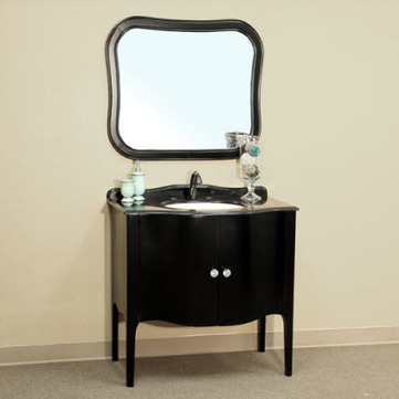 Bathroom Cabinetry on Black Bathroom Vanities   Bathroom Vanities